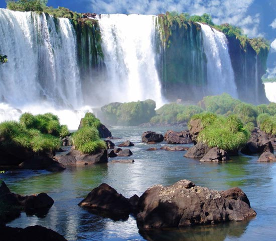 آبشار ایگوازو، یک شگفتی آرژانتینی
