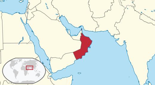 Oman_in_its_region
