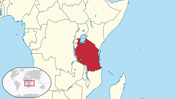 Tanzania_in_its_region