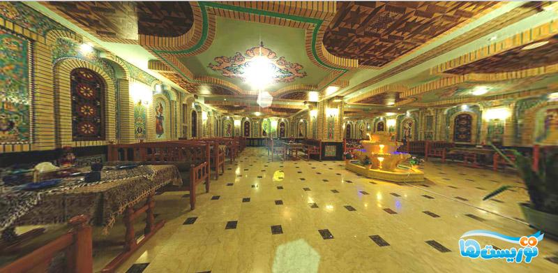 عکس هتل قصر طلایی