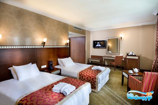 هتل کریستال استانبول