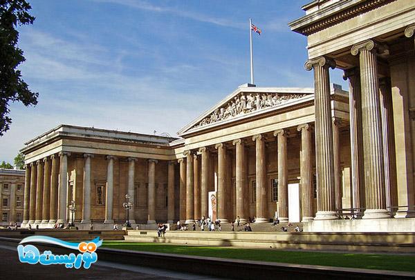 Museum موزه بریتانیا