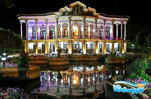 کاخ شاپوری