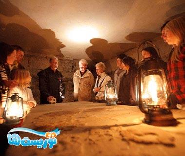 مکان تاریخی درگاه آرتور - تاسمانیا