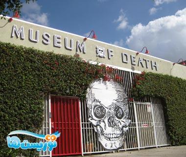 موزه مرگ – هالیوود