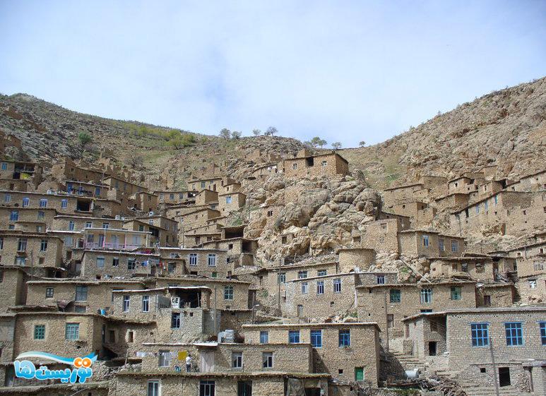 عکس روستای پلنگان