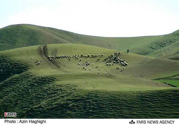 تصاویری از مناطق بکر آذربایجان