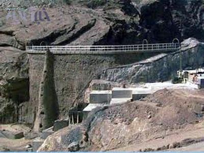 سد کریت باستانی پیش از ساختن سد جدید