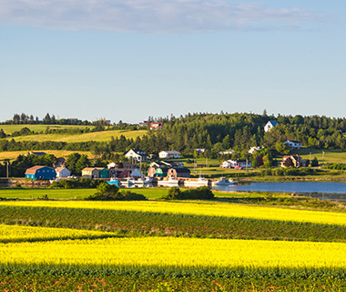 جزیره پرنس ادوارد - کانادا (Prince Edward Island, Canada)