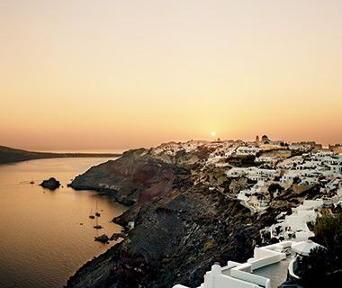 سنتورینی – یونان (Santorini, Greece)