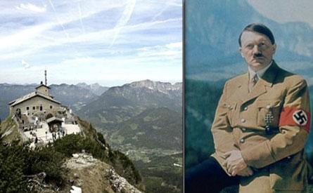 اقامتگاه هیتلر