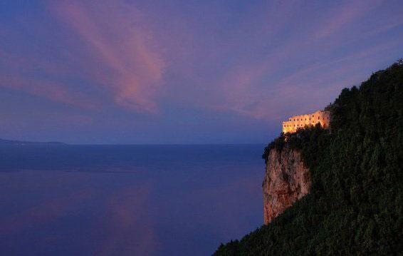 هتل «سانتاروزا با چشماندازی زیبا» - ایتالیا