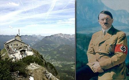 اقامتگاه آدولف هیتلر