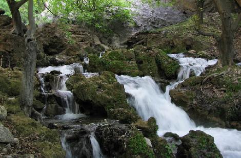طولانیترین آبشار ایران