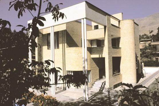 خانه افشار