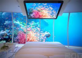 هتل زیر آبی