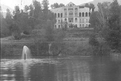 عمارت باغ فردوس، شمیران