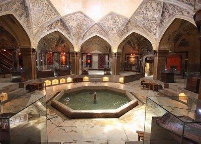 حمام شیخبهایی