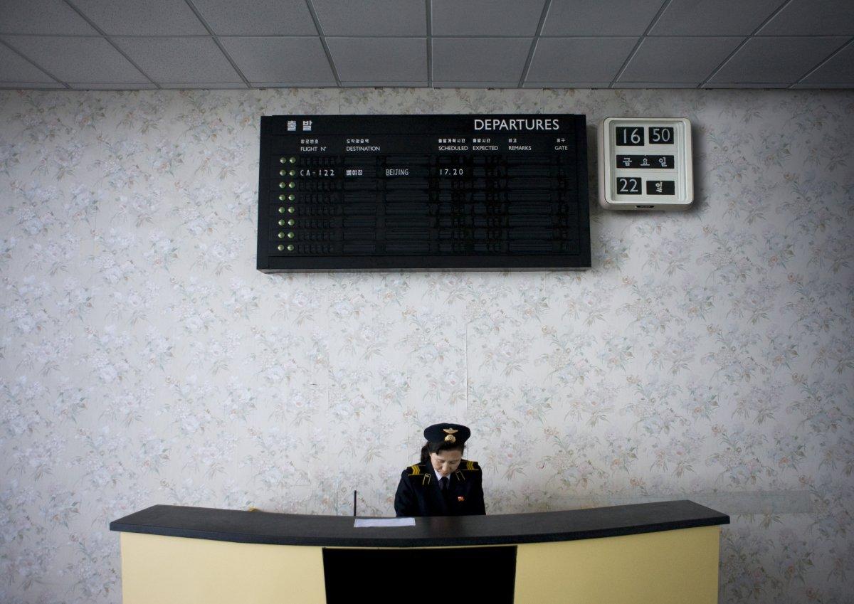 فرودگاه پیونگیانگ