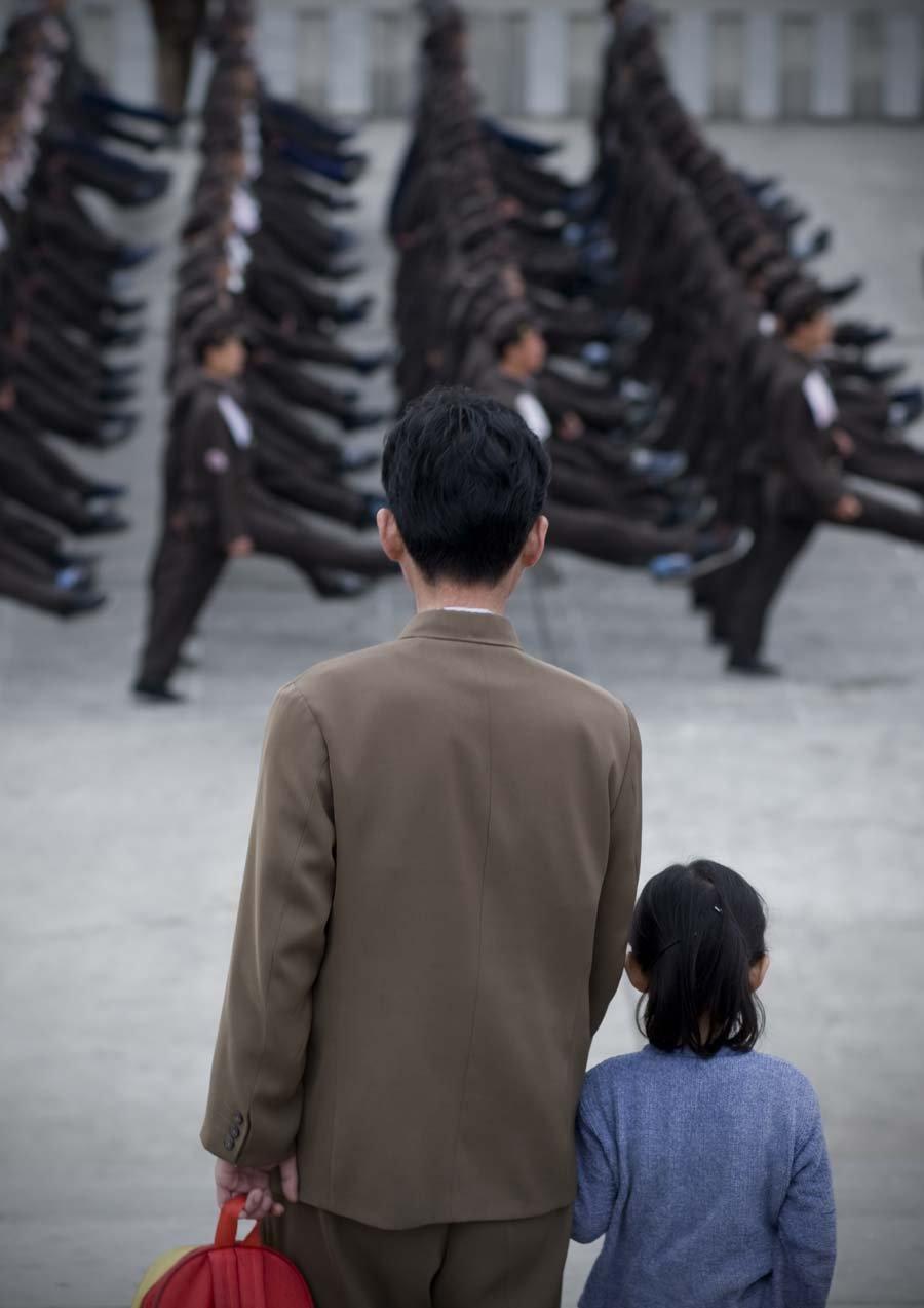 عکس های کره شمالی