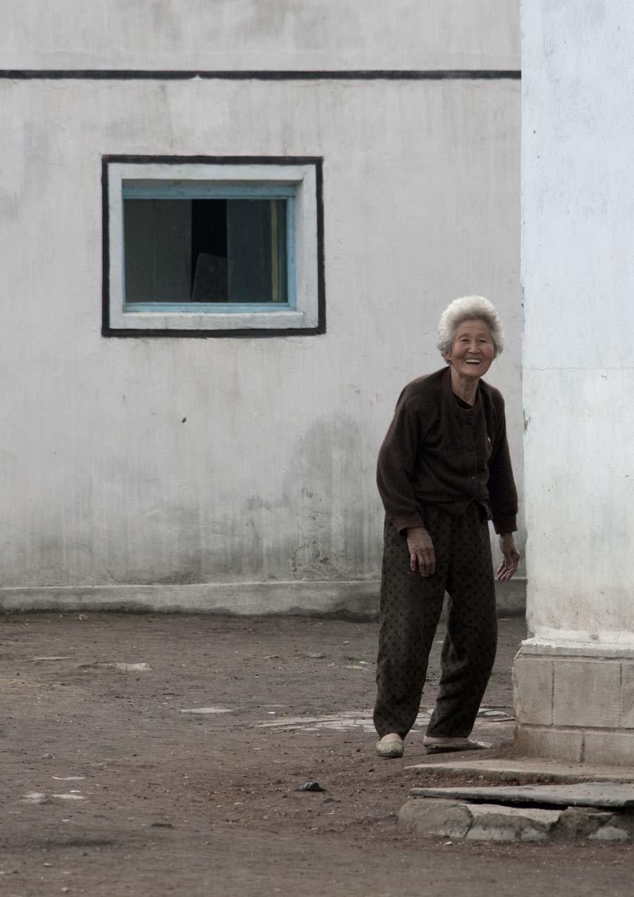 روستاییهای کره شمالی