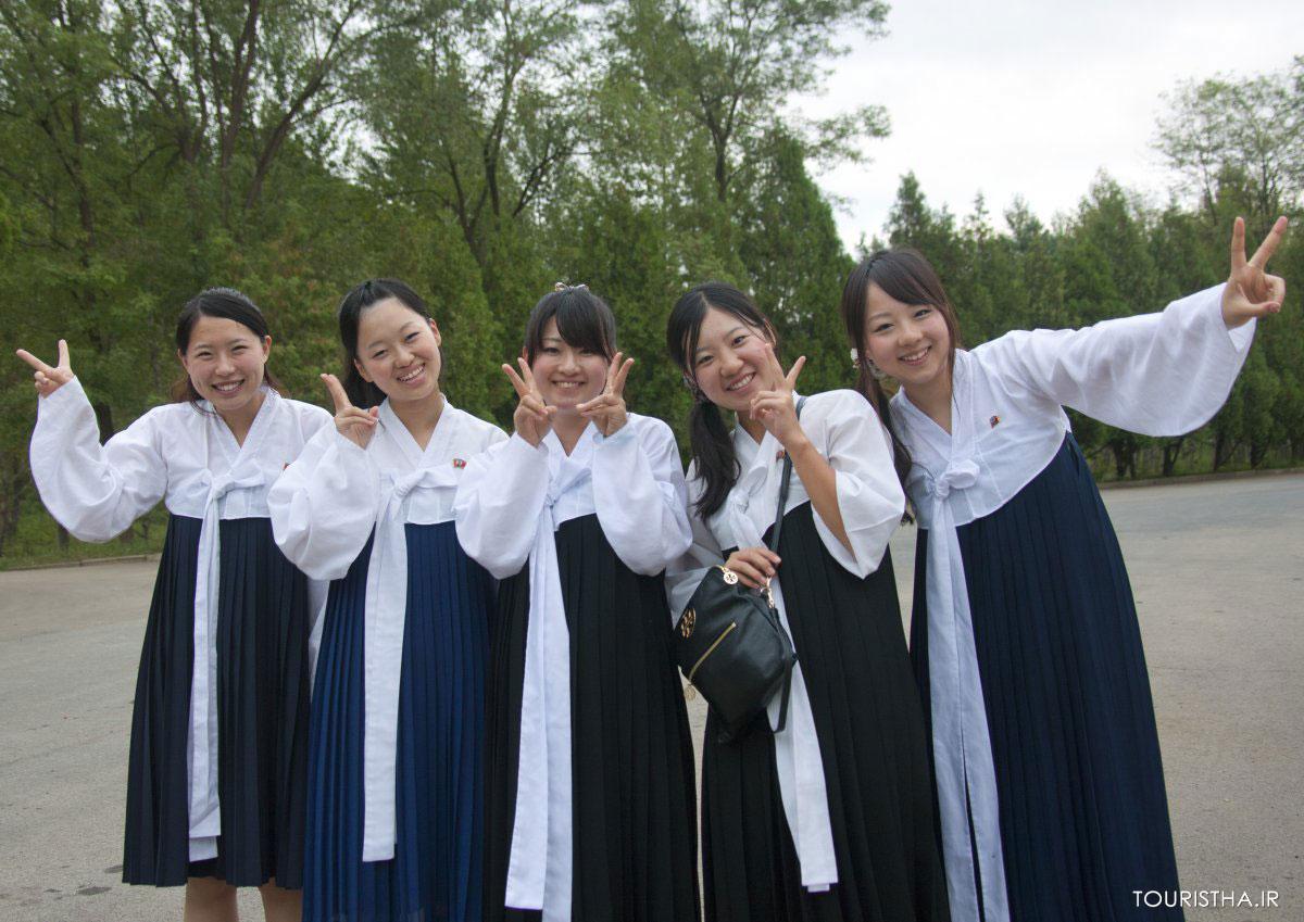 زنان کره شمالی
