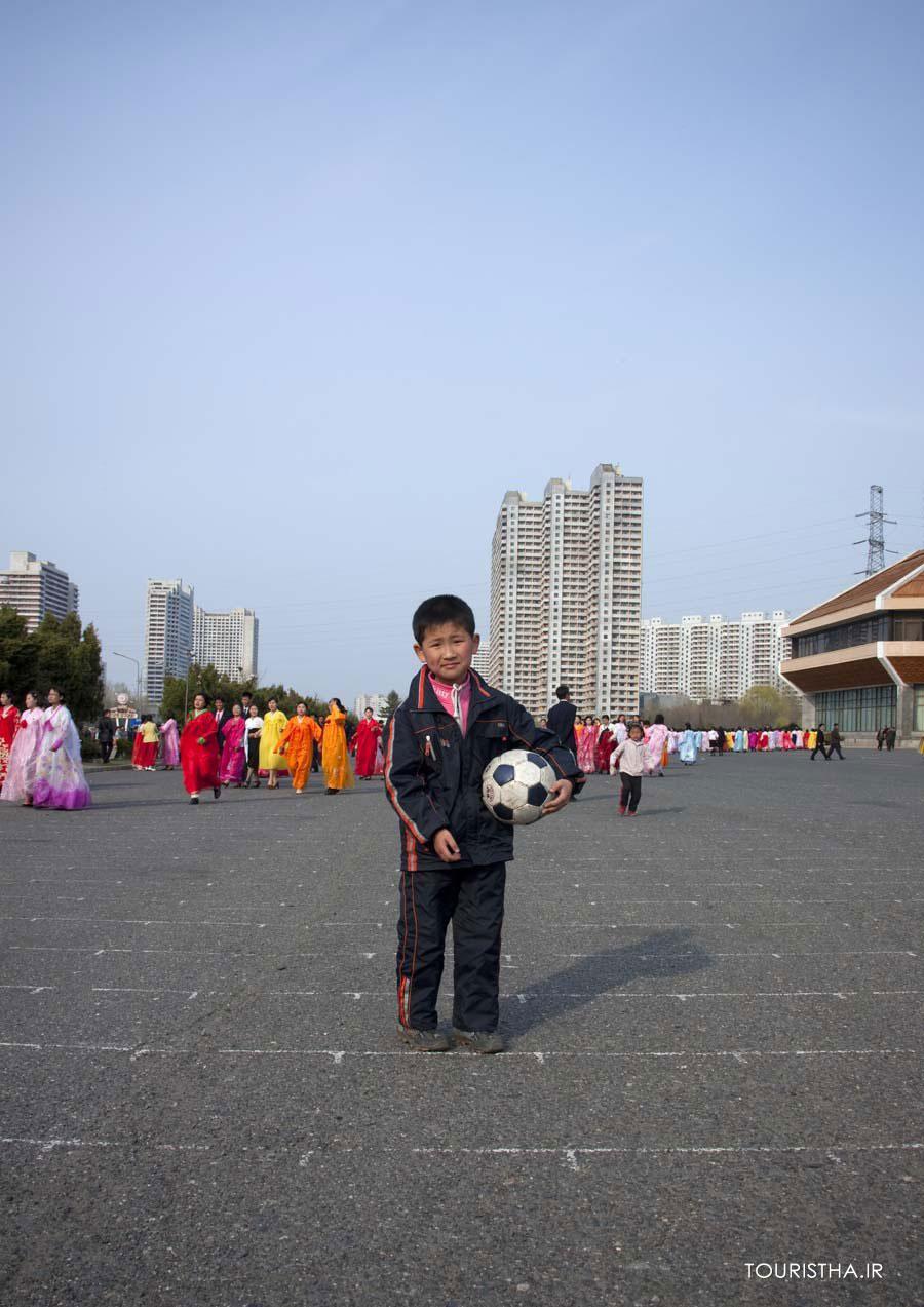 کودکان کره شمالی