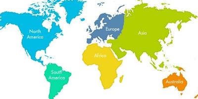 آسیا و اقیانوسیه