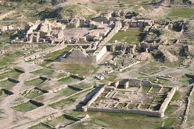 محوطه باستانی بیشاپور