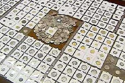 کشف سکه