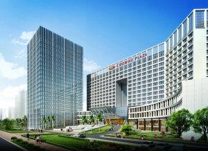 Crowne Plaza Shenzhen Longgang City Center1