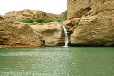 آبشار «ملارآهنی»