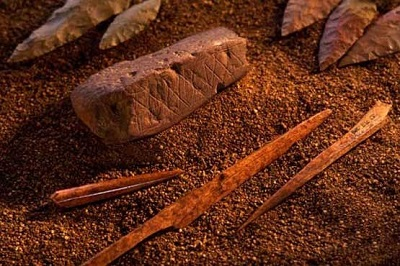 دست افزارهای سنگی