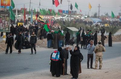 گردشگر عراقی