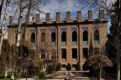 کتابخانه نگارستان