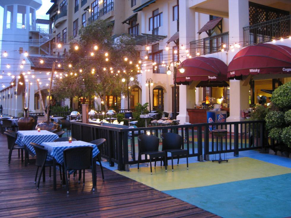 هتل بلا ویستا لنکاوی