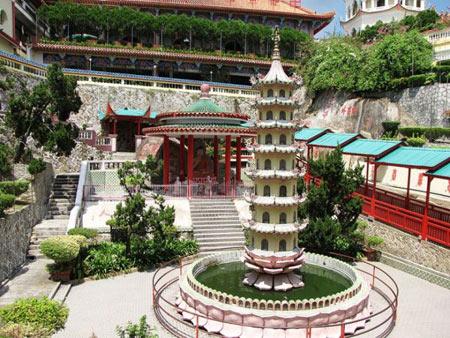 معبد کک لوک سی
