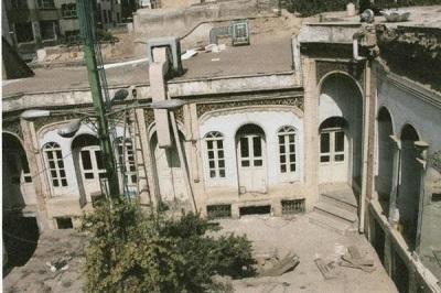 خانه حسام