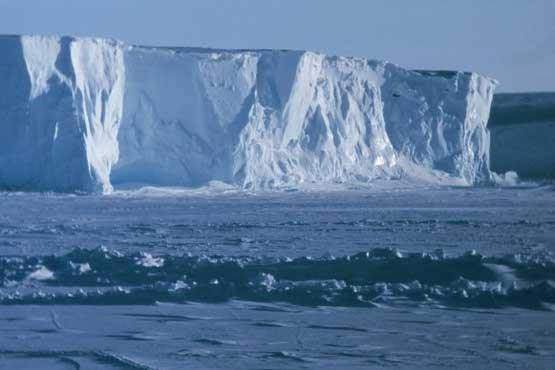 صفحه یخی