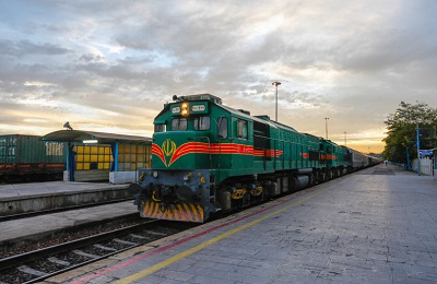 قطار «هزار و یک شب»