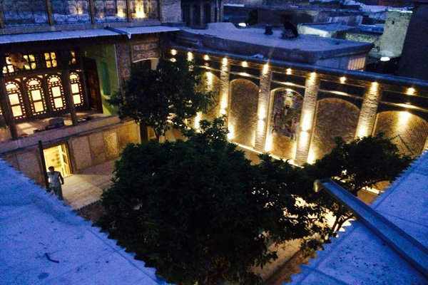 خانه تاریخی پاک یاری شیراز