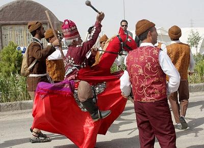 فرهنگ اقوام ایران