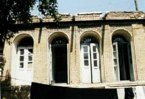 خانه تاریخی طوفانی شیراز