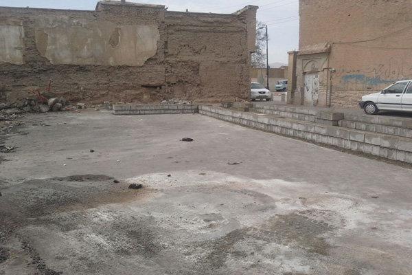 خانه تاریخی طوفانی