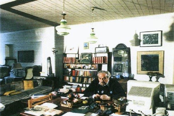 خانه محمد علی سپانلو
