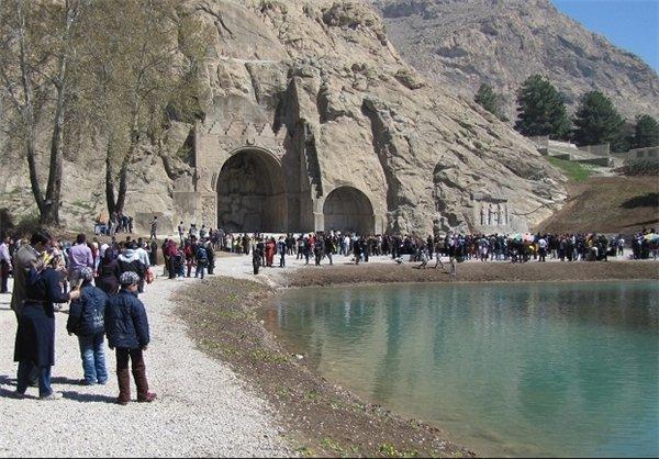 چشمه طاق بستان