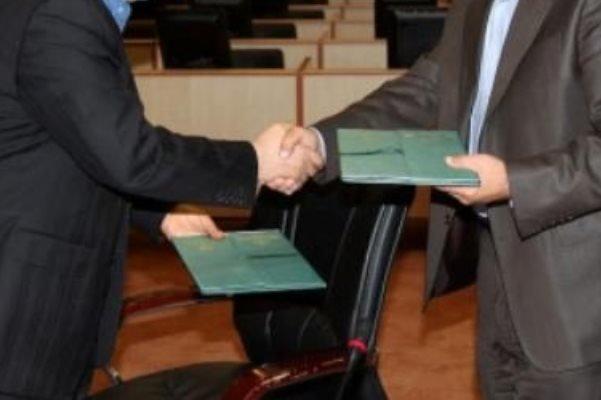 امضای تفاهمنامه