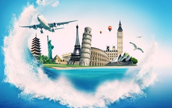 گردشگر بینالمللی