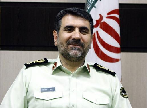 سرتیپ پاسدار حسین ساجدی نیا