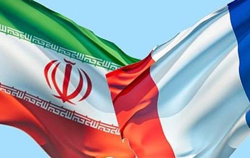 فرانسه ایران